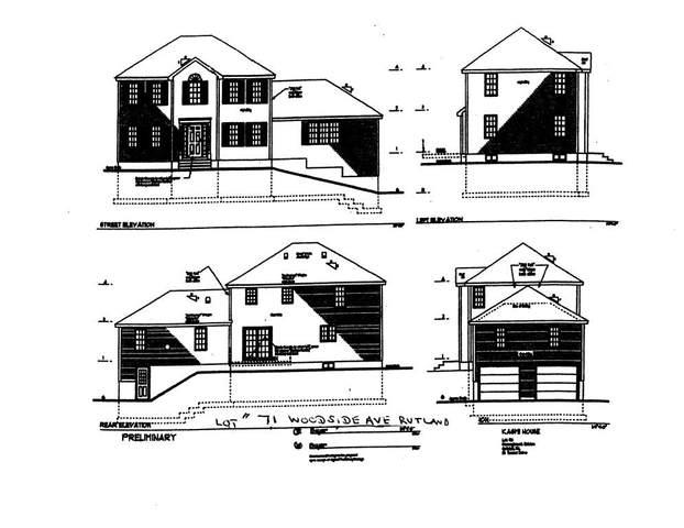 Lot 111R-1 Main Street, Rutland, MA 01543 (MLS #72633773) :: The Seyboth Team