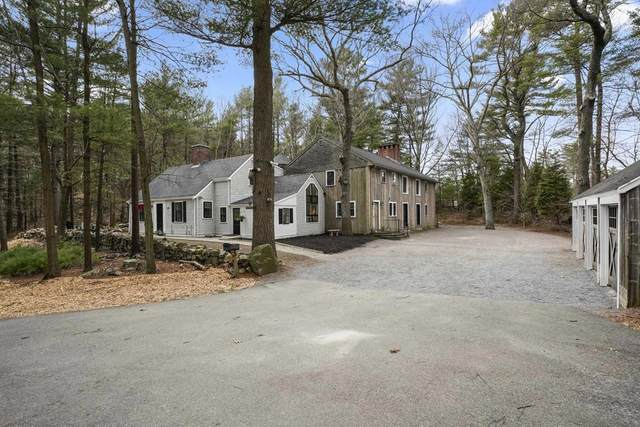 545 Common Street, Dedham, MA 02026 (MLS #72633849) :: The Gillach Group