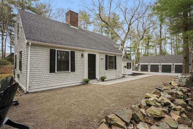 547 Common St., Dedham, MA 02026 (MLS #72633850) :: The Gillach Group