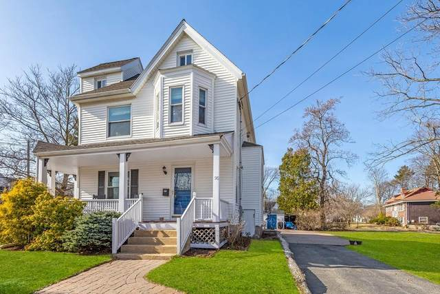 95 Howard Street, Reading, MA 01867 (MLS #72633904) :: The Duffy Home Selling Team