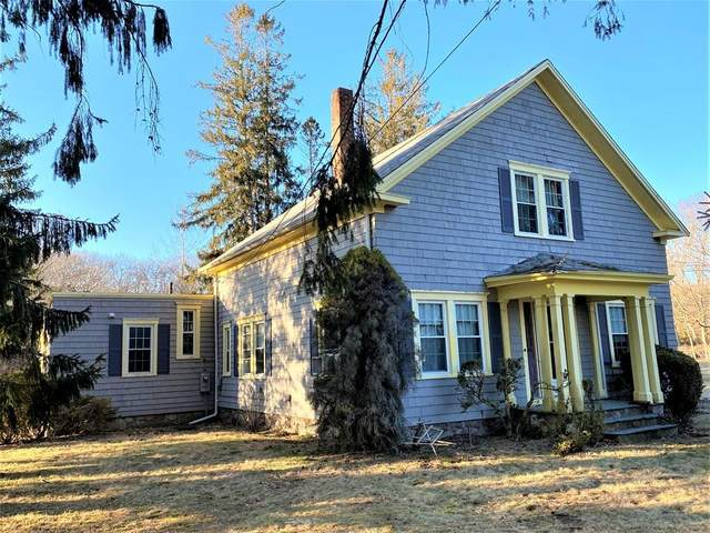24 Bush St., Dartmouth, MA 02748 (MLS #72633994) :: Trust Realty One