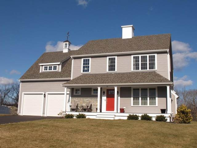 111 Meredith Way, Weymouth, MA 02188 (MLS #72634027) :: Spectrum Real Estate Consultants