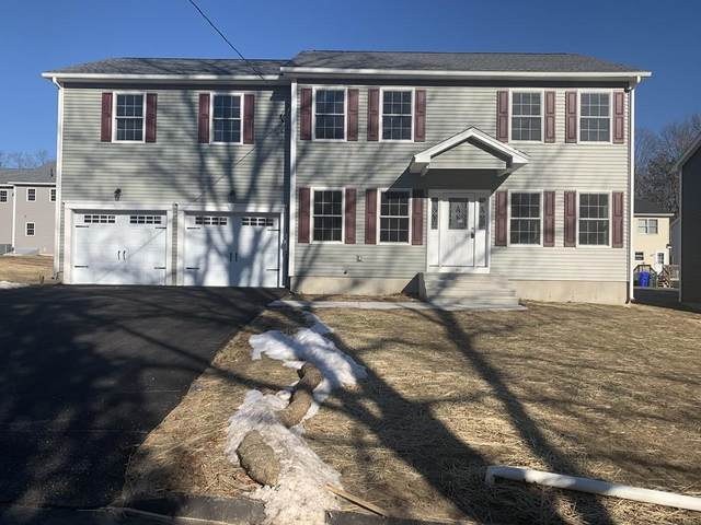 70 Jennings St, Springfield, MA 01119 (MLS #72634160) :: The Gillach Group