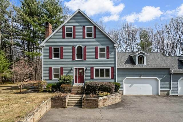 462 Central Street, Boylston, MA 01505 (MLS #72634170) :: The Duffy Home Selling Team