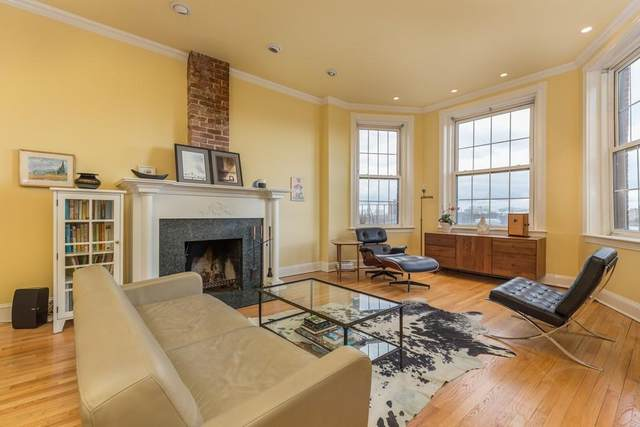 37 Bay State Rd #6, Boston, MA 02215 (MLS #72634204) :: Trust Realty One