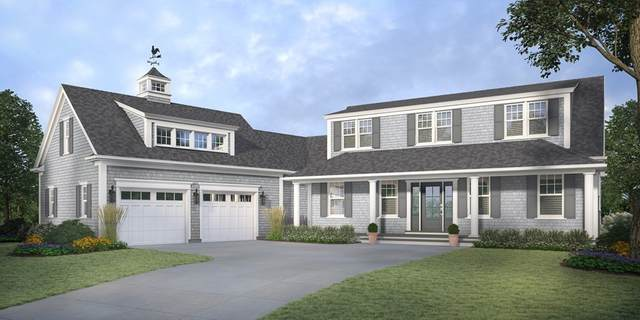 96 Hunter Rise, Chatham, MA 02633 (MLS #72634208) :: The Gillach Group