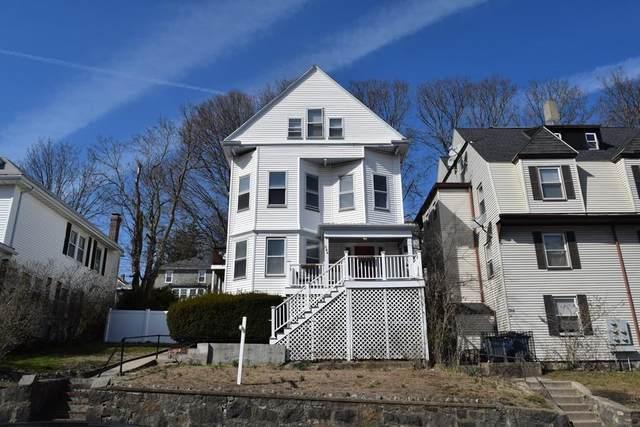 544 Ashmont Street #2, Boston, MA 02122 (MLS #72634304) :: The Gillach Group