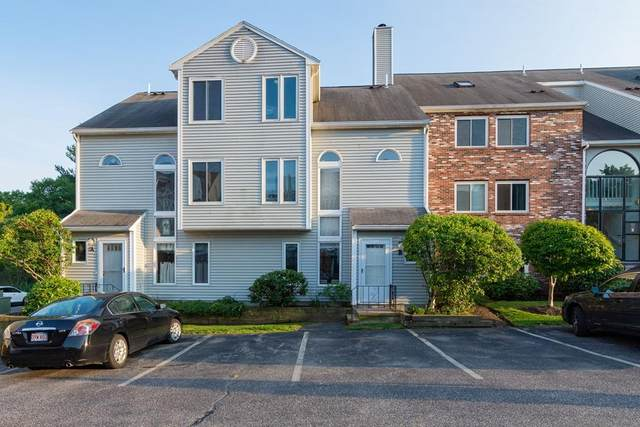 118 Burkhall B, Weymouth, MA 02189 (MLS #72634351) :: Spectrum Real Estate Consultants