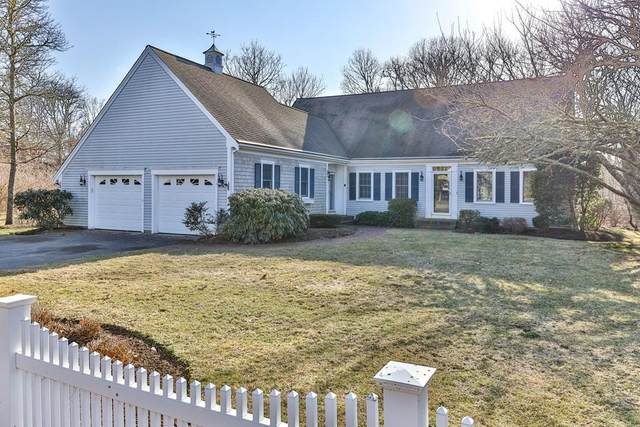 8 Harvest Hollow Drive, Harwich, MA 02646 (MLS #72634435) :: The Gillach Group