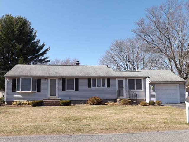 30 Falmouth Dr, Grafton, MA 01536 (MLS #72634493) :: The Gillach Group