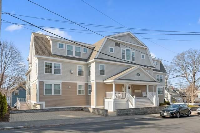 100 Burrill Street #7, Swampscott, MA 01907 (MLS #72634657) :: Charlesgate Realty Group