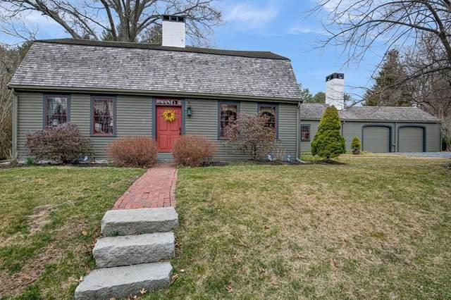 604 River Street, Norwell, MA 02061 (MLS #72634660) :: Charlesgate Realty Group