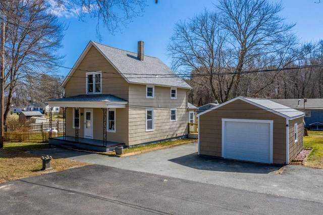 14 Cottage St, Westport, MA 02790 (MLS #72634730) :: RE/MAX Vantage