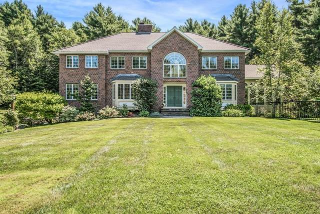 354 Burroughs Rd, Boxborough, MA 01719 (MLS #72634755) :: Trust Realty One