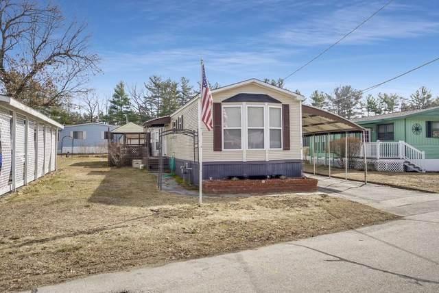 14 Cottonwood Lane, Merrimack, NH 03054 (MLS #72634812) :: The Duffy Home Selling Team