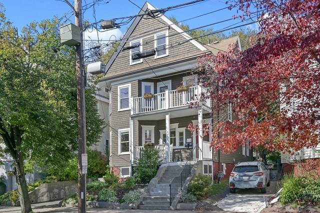 14 Packard Ave #1, Somerville, MA 02144 (MLS #72634844) :: The Gillach Group