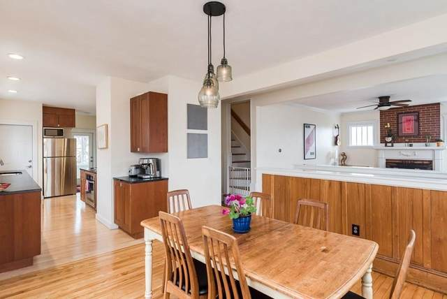 9 Hosmer St #9, Watertown, MA 02472 (MLS #72634849) :: The Duffy Home Selling Team