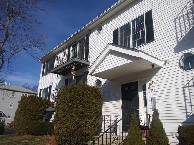 155 Hamilton St #7, Worcester, MA 01604 (MLS #72634891) :: The Gillach Group