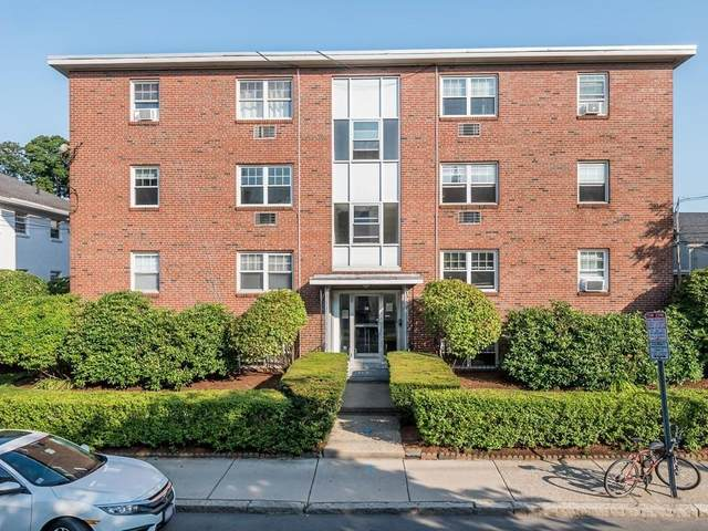 30 Chester Street #1, Somerville, MA 02144 (MLS #72634897) :: The Gillach Group