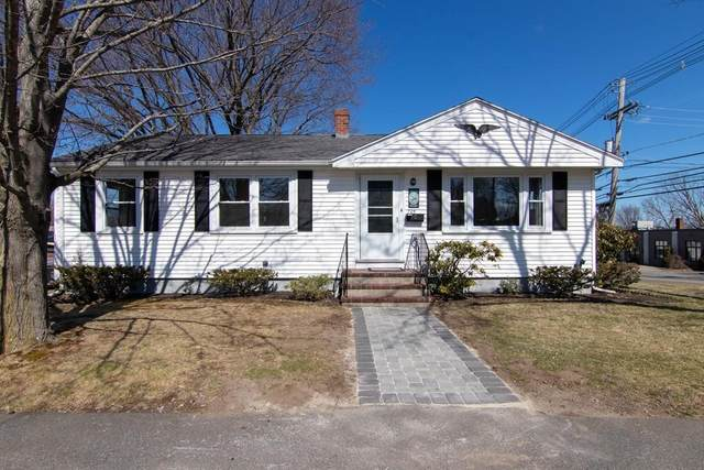 705 Pleasant St, Norwood, MA 02062 (MLS #72634995) :: Trust Realty One