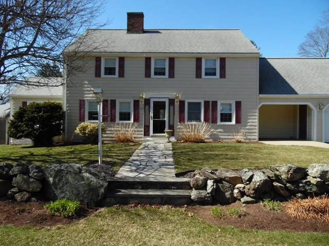 57 Grove St, Winchester, MA 01890 (MLS #72635009) :: Taylor & Lior Team