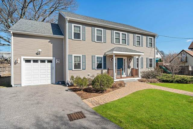 9 Decatur Street, Newton, MA 02460 (MLS #72635104) :: The Gillach Group