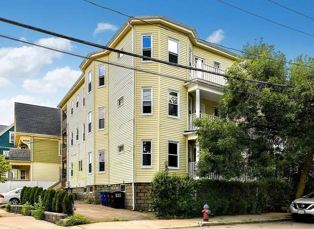 109 Willow Ave #3, Somerville, MA 02144 (MLS #72635159) :: The Gillach Group