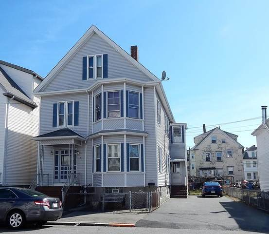 54 Katherine Street, New Bedford, MA 02744 (MLS #72635267) :: The Gillach Group
