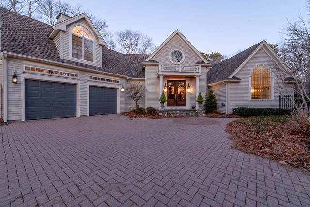 98 Waterline Drive South, Mashpee, MA 02649 (MLS #72635355) :: The Gillach Group