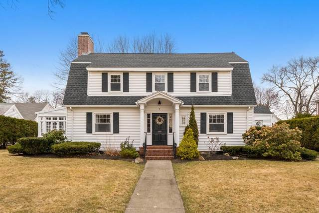 9 William Street, Andover, MA 01810 (MLS #72635381) :: The Gillach Group