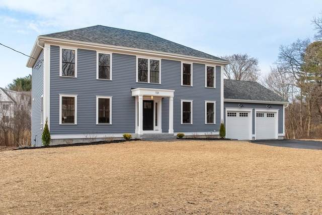 721 Old Bedford Rd, Concord, MA 01742 (MLS #72635414) :: RE/MAX Vantage