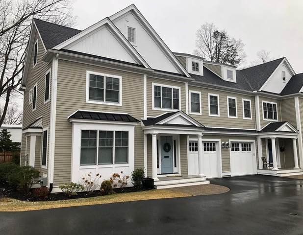 3 Curve #2, Wellesley, MA 02482 (MLS #72635415) :: The Gillach Group