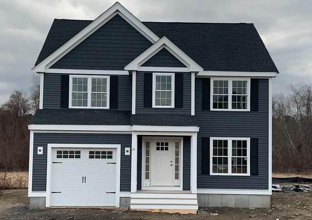 0 Windchime Rd. Lot 4, Easton, MA 02375 (MLS #72635466) :: Westcott Properties