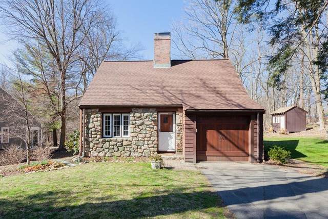 1 Standish Road, Wellesley, MA 02481 (MLS #72635527) :: The Gillach Group