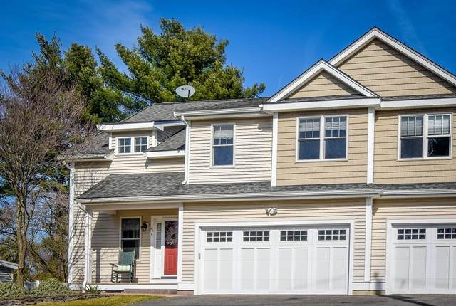 26 Wellesley Ave A, Natick, MA 01760 (MLS #72635540) :: Trust Realty One
