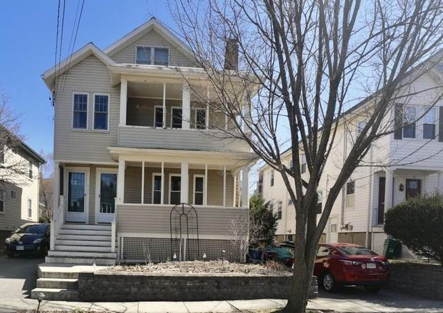 14 Leslie Rd #14, Belmont, MA 02478 (MLS #72635617) :: The Gillach Group
