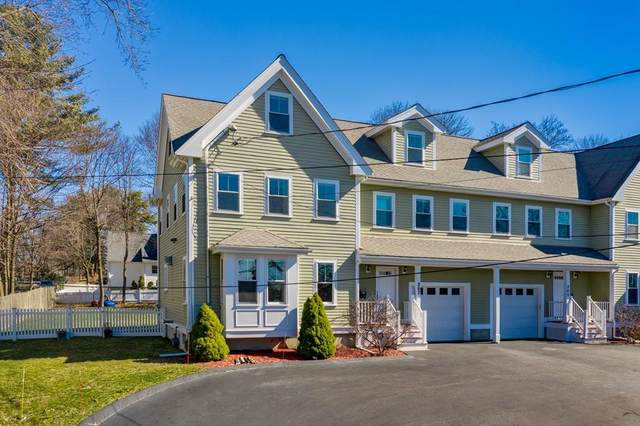 267 Plimpton St #267, Walpole, MA 02081 (MLS #72635618) :: The Gillach Group