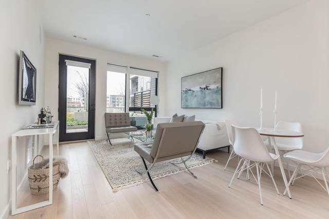 45 West Third Street #218, Boston, MA 02127 (MLS #72635687) :: Revolution Realty
