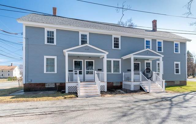 6 Bixby Avenue #6, North Andover, MA 01845 (MLS #72635712) :: The Gillach Group