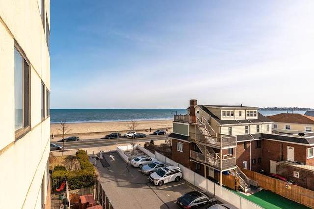 474 Revere Beach Blvd #306, Revere, MA 02151 (MLS #72635772) :: The Gillach Group