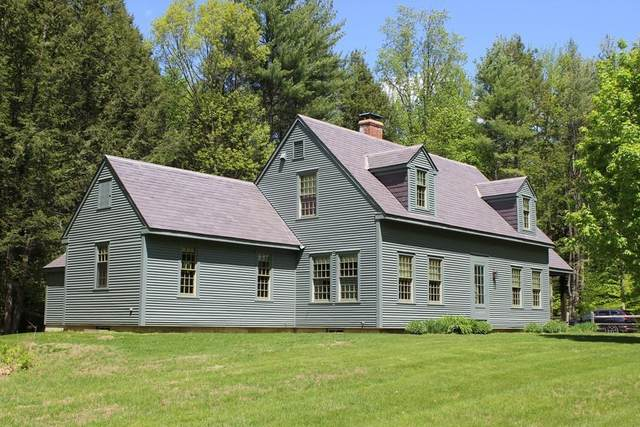214 Thompson Rd, Conway, MA 01341 (MLS #72635786) :: The Gillach Group