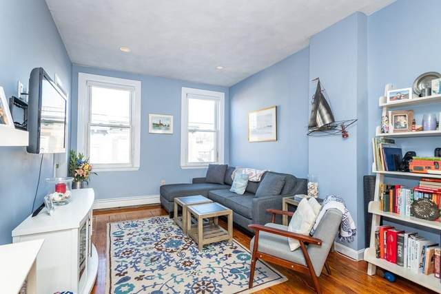 23 Sullivan St #3, Boston, MA 02129 (MLS #72635934) :: Boylston Realty Group
