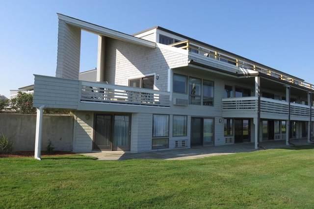 94 Shore Drive West 1E, Mashpee, MA 02649 (MLS #72635950) :: The Gillach Group
