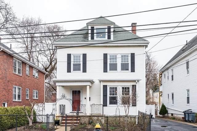 137 Murdock Street, Boston, MA 02135 (MLS #72635962) :: The Gillach Group
