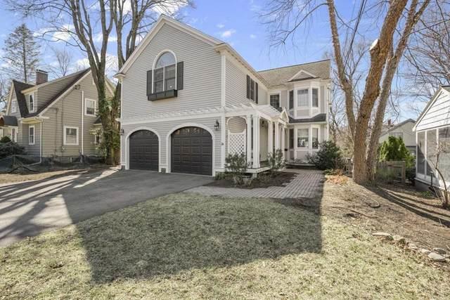 26 Dexter Road, Lexington, MA 02420 (MLS #72635976) :: Taylor & Lior Team