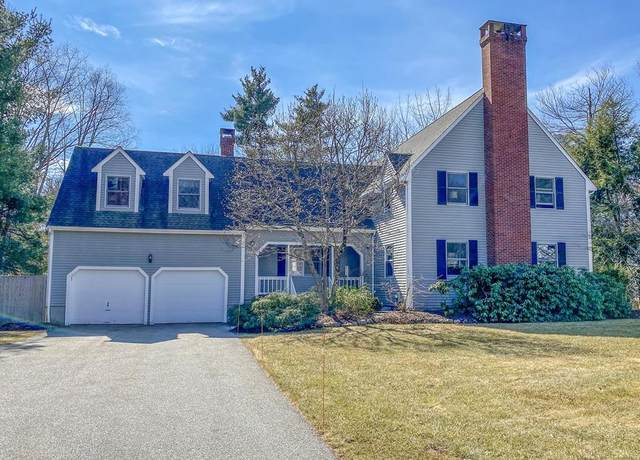 8 Hickory Drive, Medfield, MA 02052 (MLS #72636007) :: Trust Realty One