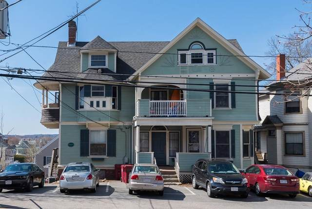 227 Nesmith St C, Lowell, MA 01852 (MLS #72636017) :: The Gillach Group