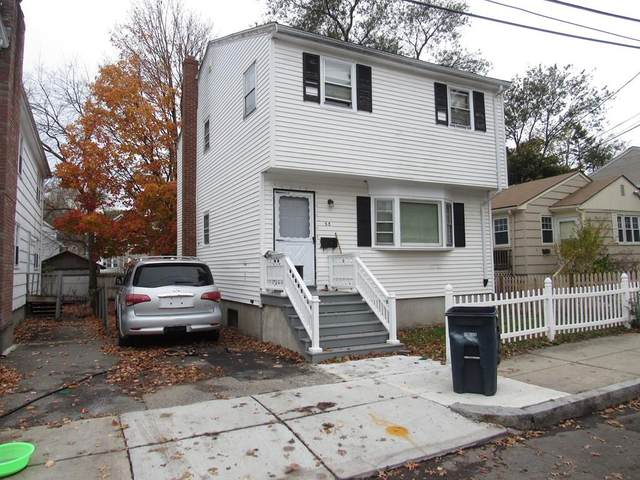 53 Fawndale Road, Boston, MA 02131 (MLS #72636143) :: The Gillach Group