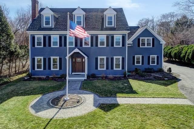 73 C Warren Avenue, Plymouth, MA 02360 (MLS #72636464) :: Charlesgate Realty Group
