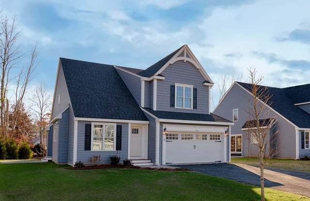 253 Parkerville Road #6, Southborough, MA 01772 (MLS #72636474) :: Trust Realty One